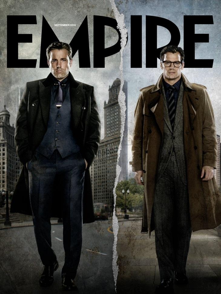Otra portada alternativa de Empire