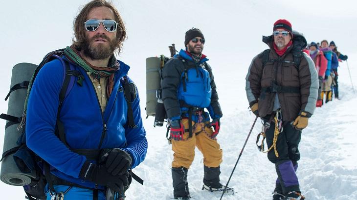 Jake Gyllenhaal dirige la expedición de 'Everest'