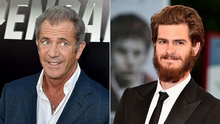 Mel Gibson dirige y Andrew Garfield protagoniza 'Hacksaw ridge'
