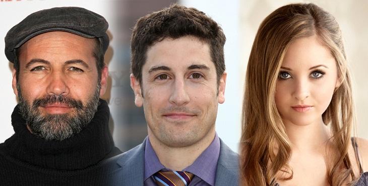 Zane, Biggs y Fox, posibles integrantes del reparto