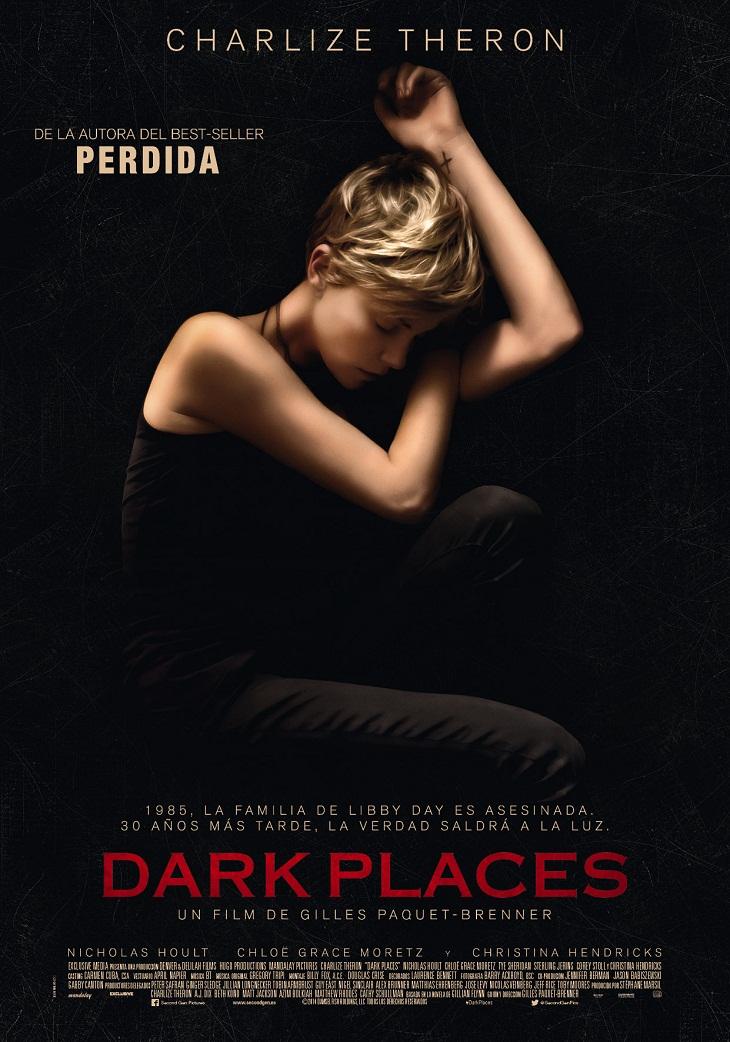 Póster de Dark Places