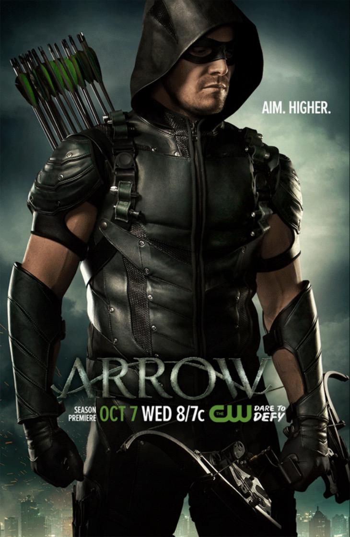 nt_15_Póster de la cuarta temporada de Arrow