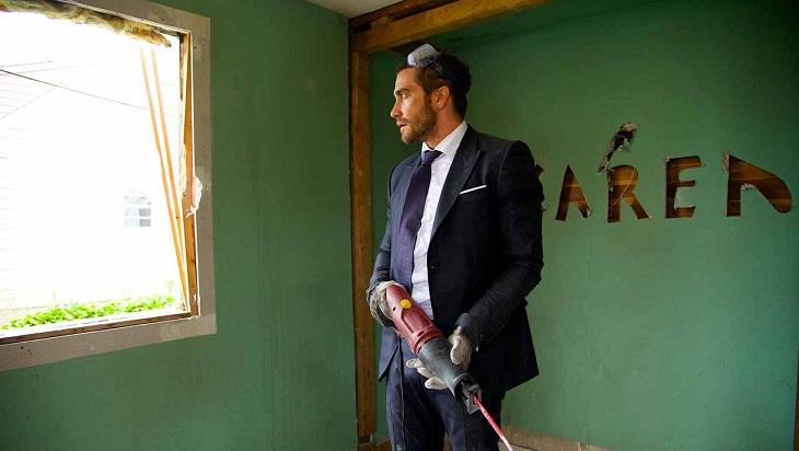 Jake Gyllenhaal en 'Demolition'