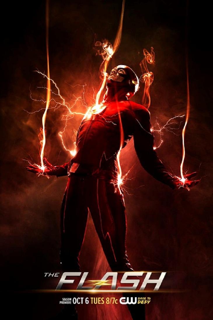 Nuevo póster de 'The Flash'