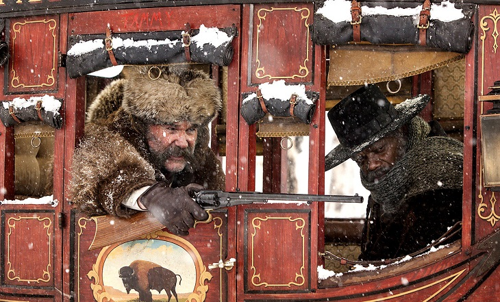 'The hateful eight'