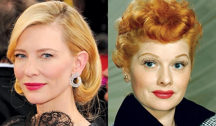 Cate Blanchett será Lucille Ball
