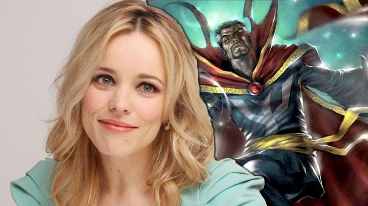 McAdams protagonizará 'Doctor Strange'