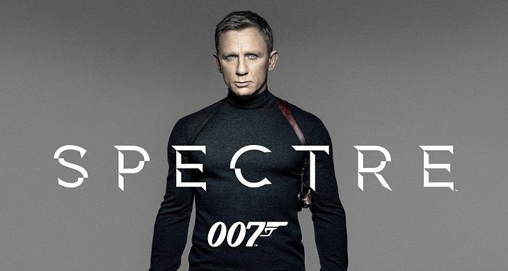 James Bond vuelve a la carga