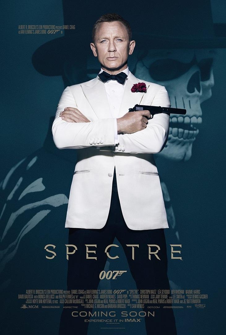 Nuevo póster de 'Spectre'