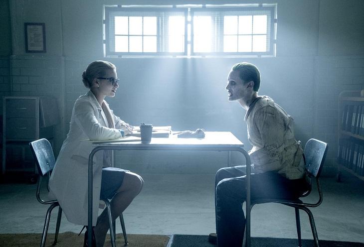 Jared Leto, irreconocible como el Joker