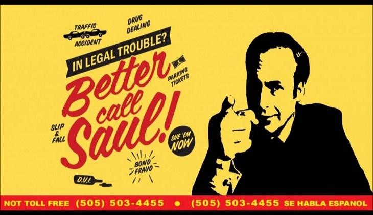 Portada de Better Call Saul