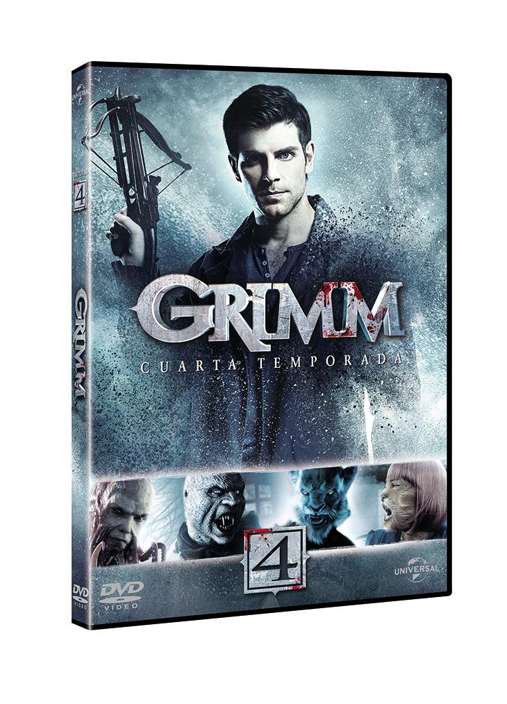 Cuarta temporada de Grimm