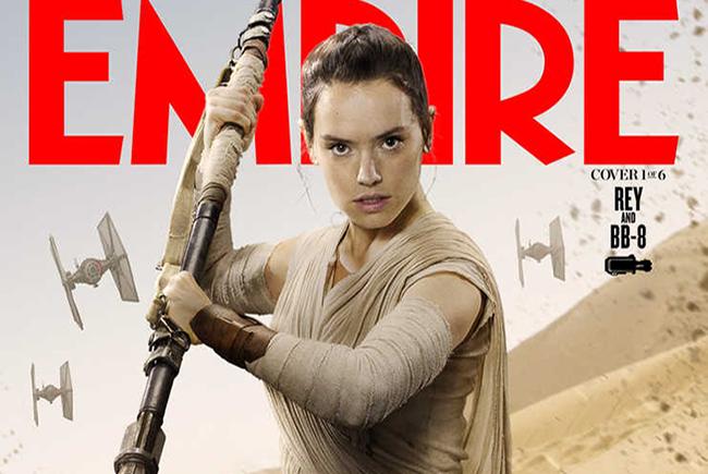 Star Wars: El despertar de la Fuerza destacada