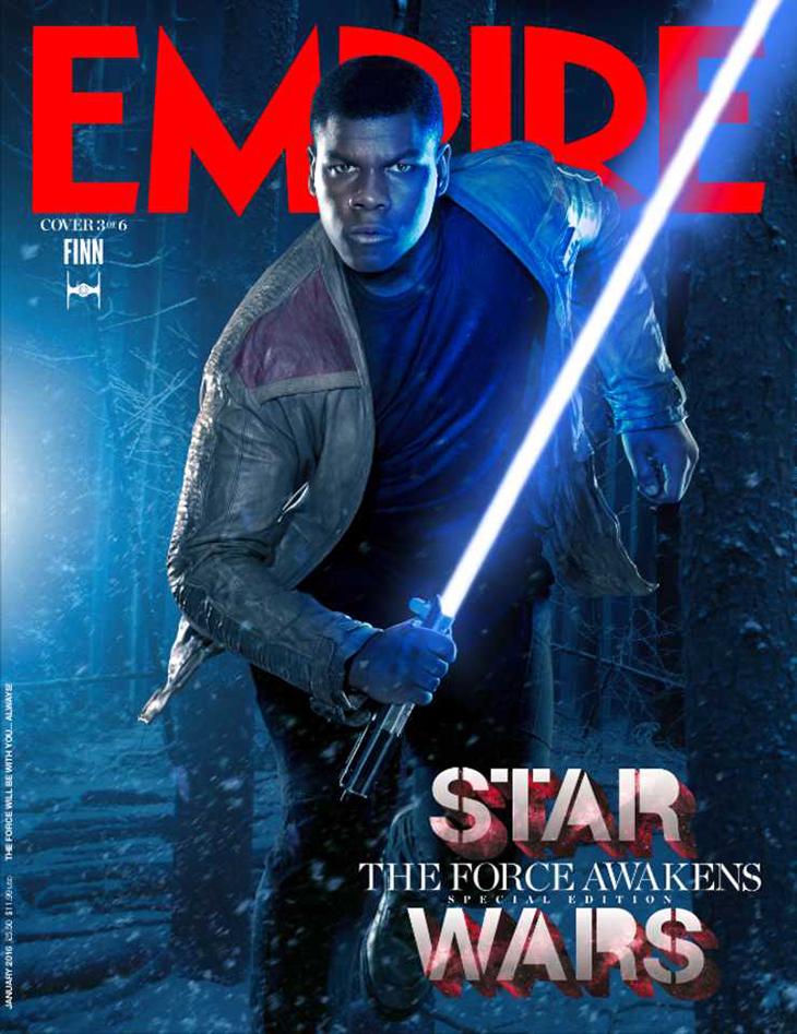 Star Wars: El despertar de la Fuerza Finn