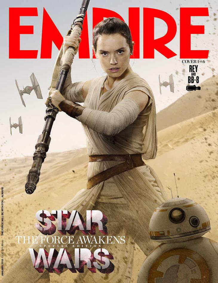 Star Wars: El despertar de la Fuerza Rey