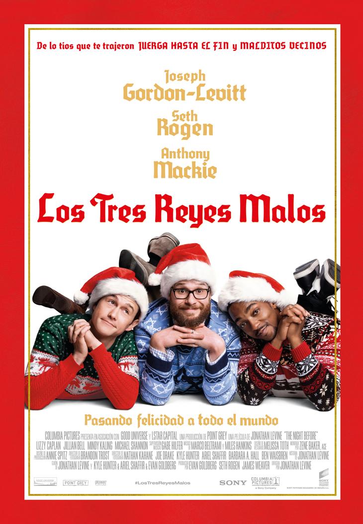 Tráiler de 'Los tres reyes malos' la comedia más gamberra de las navidades