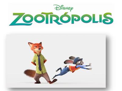 Zootrópolis destacada