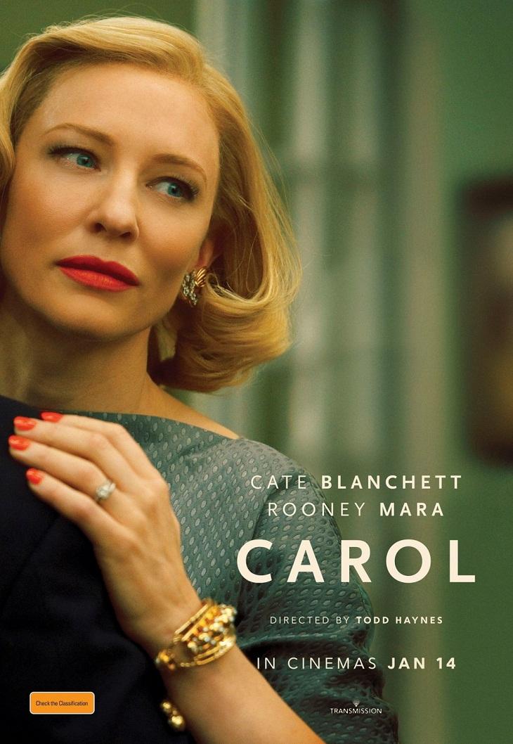 Cartel para Cate Blanchett