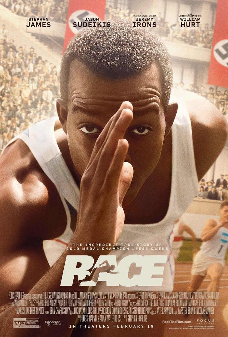 Nuevo póster de 'Race'