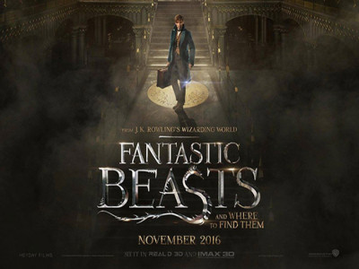 'Fantastic Beasts and where to find them destacada