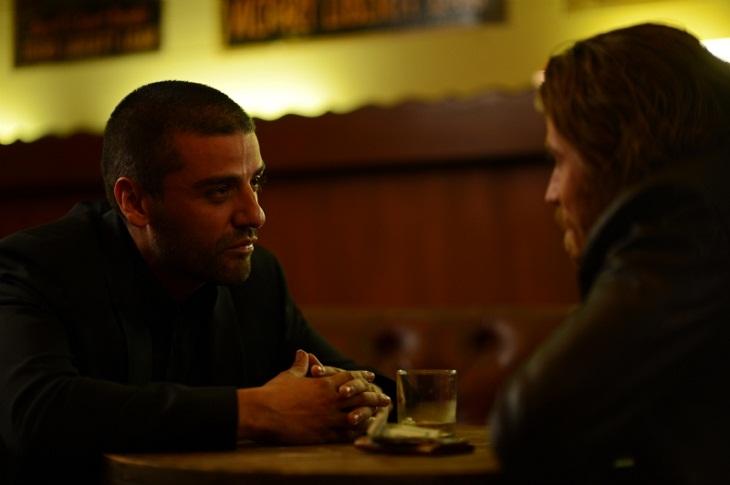 Isaac y Hedlund protagonizan 'Mojave'