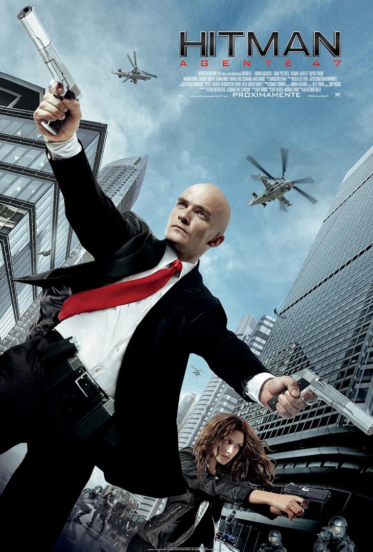 'Hitman: agente 47' en DVD y Blu-ray el 3 de febrero