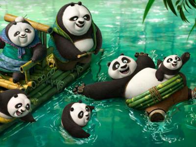 kung Fu Panda 3 Tráiler en español