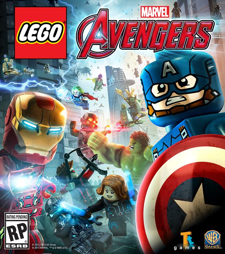 'LEGO Marvel Vengadores' ya a la venta