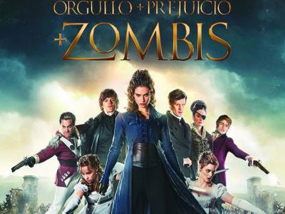 Orgullo+Prejuicio+Zombis (Pride and Prejudice and Zombies destacada