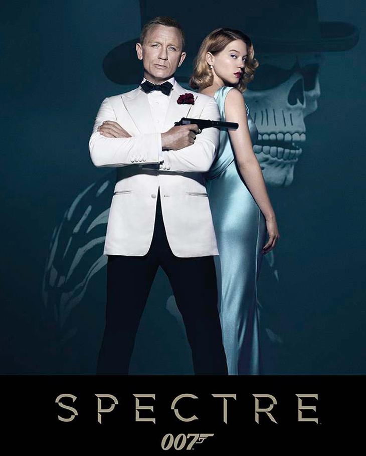 La última misión de 007 estará disponible en DVD, Blu-ray y Edición Metálica el 26 de febrero