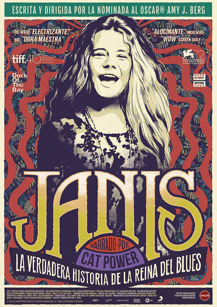 Póster de Janis