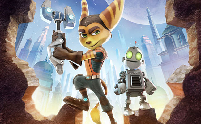 Ratchet & Clank destacada