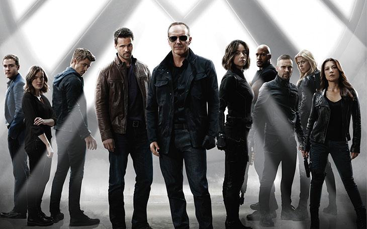 Agentes de Shield
