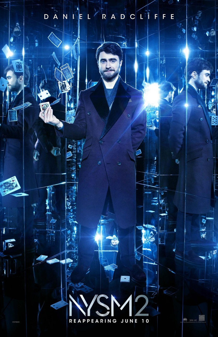 Daniel Radcliffe se suma a 'Ahora me ves 2'