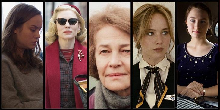 Nominadas como mejor actriz protagonista