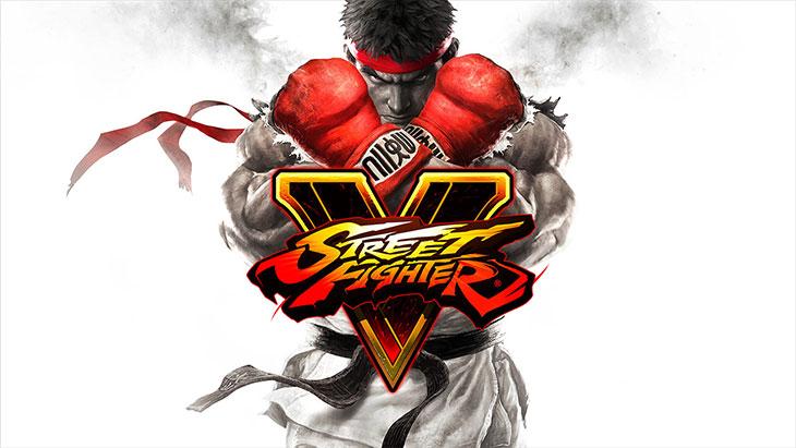 Imagen promocional de Street Fighter V