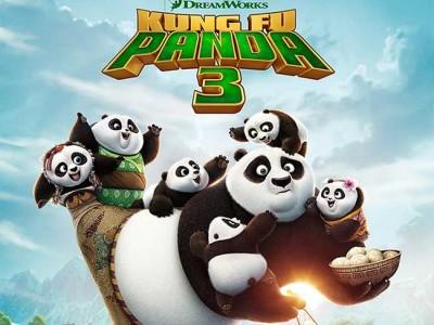 Kung Fu Panda 3 destacada