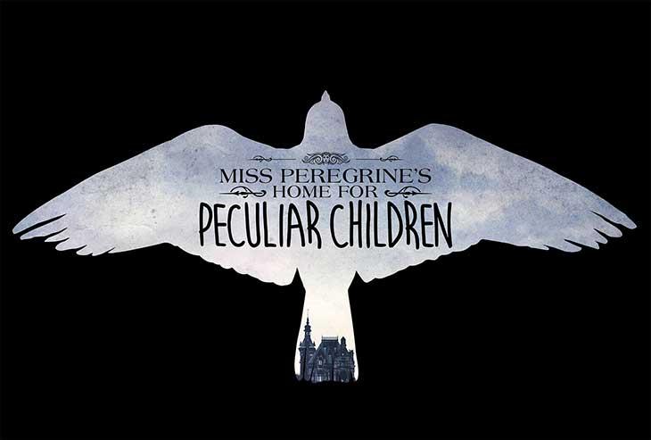 Póster de Miss Peregrine`s home for peculiar children'