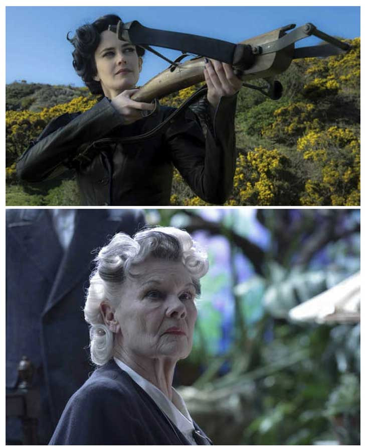 Imágenes de Miss Peregrine`s home for peculiar children'