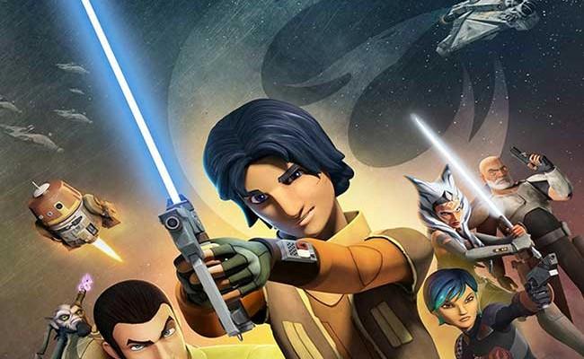 Star Wars Rebels destacada