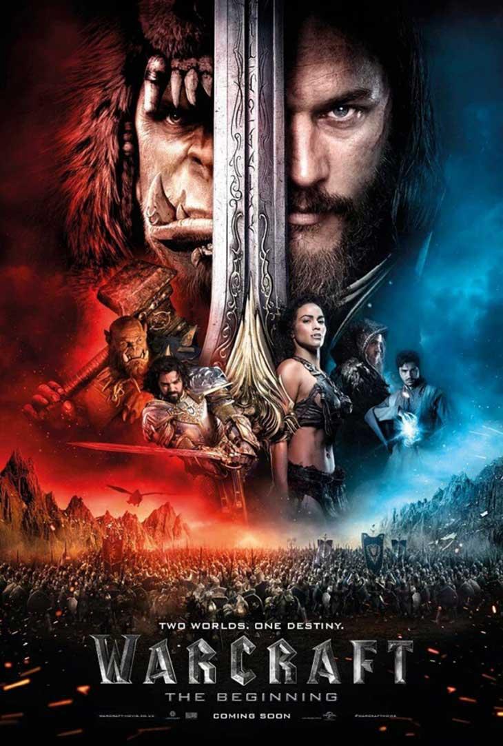Nuevo póster de Warcraft
