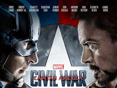 Capitán América: Civil War destacada