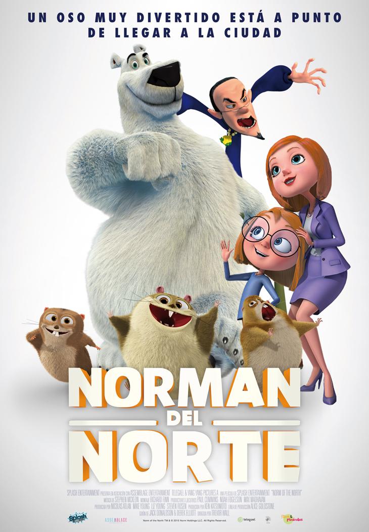 'Norman del  Norte'