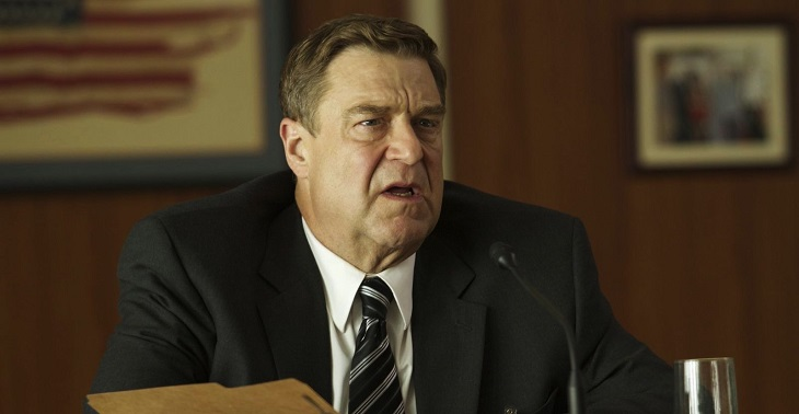 John Goodman se incorpora a 'Patriots day'