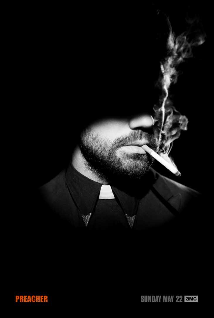 Póster de la serie Preacher