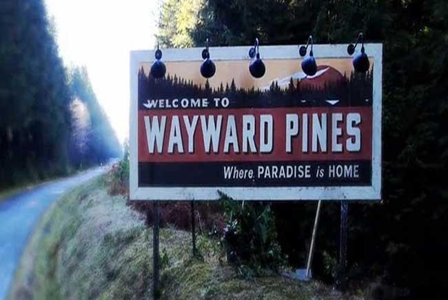 Wayward Pines destacada