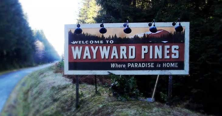 Una imagen de Wayward Pines