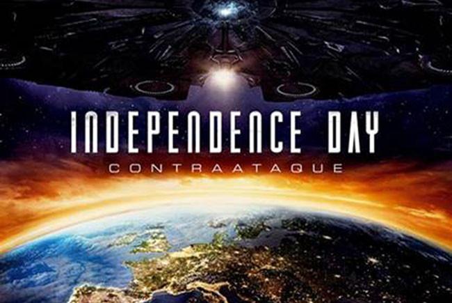 Póster de Independence Day: Contraataque destacada