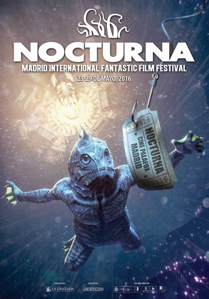 Cartel de Nocturna 2016