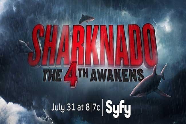 Sharknado 4 destacada
